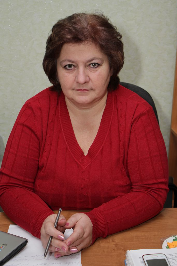 Буханцова Людмила Геннадьевна