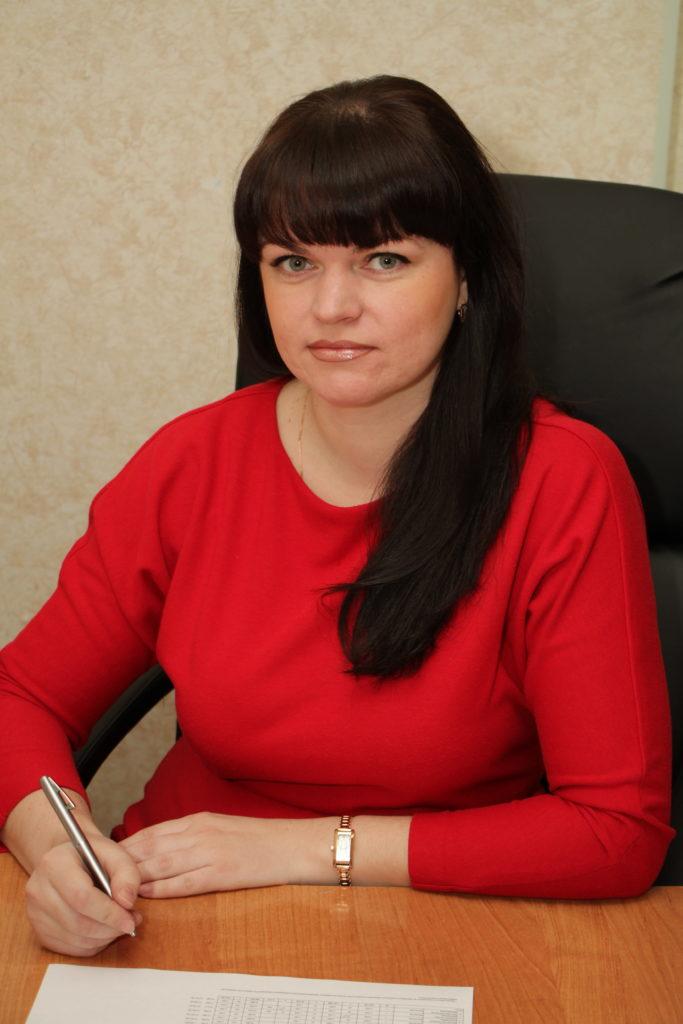 Чурсина Марина Александровна