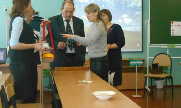 Cостоялся 3-ий этап — «Мастер – класс» — районного конкурса «Учитель года – 2018».