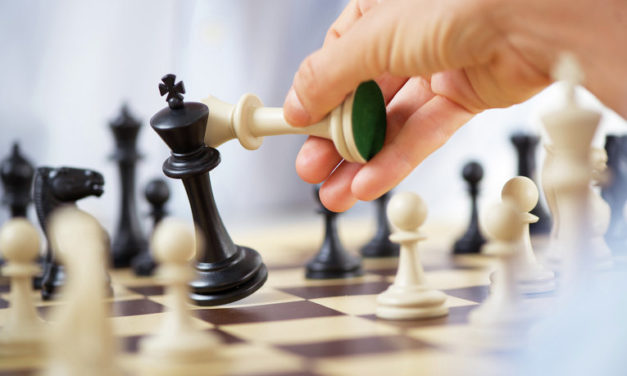 Прошли районные соревнования по шахматам среди педагогических коллективов школ