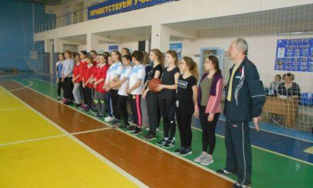 Долгожданный баскетбол в зачёт 20 районной Спартакиады школьников
