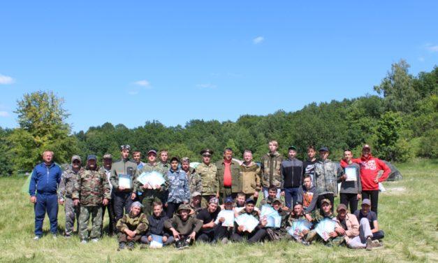 Состоялись очередные летние  военно-полевые  (учебные) сборы для обучающихся 10-х классов
