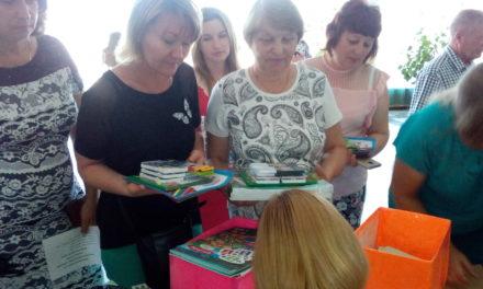 В Прохоровском районе стартовала благотворительная акция «Вместе в школу детей соберём»