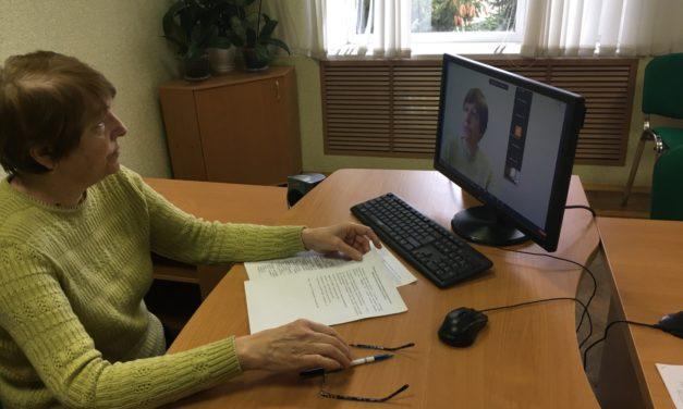 6 ноября 2020 года  в режиме онлайн был проведен семинар со школьными координаторами