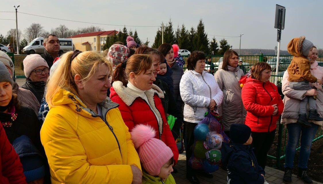 После капитального ремонта открыт детский сад «Малыш» в селе Вязовое